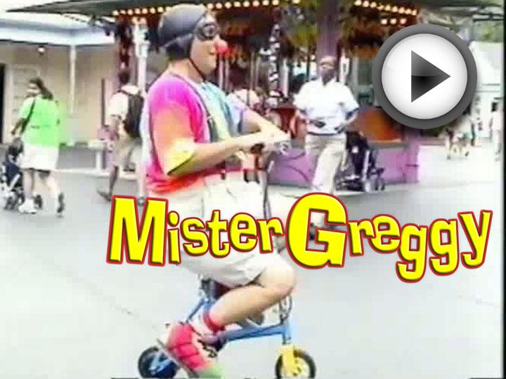 Mister Greggy's 3 min promo Video